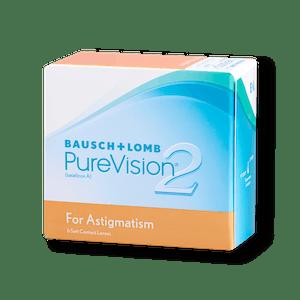 PureVision2 - Torisk månedslinse