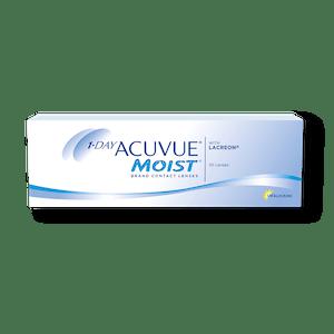1-Day Acuvue Moist - daglinser