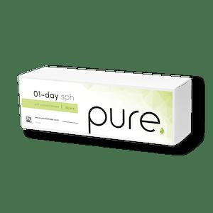 Pure 01-day daglinser
