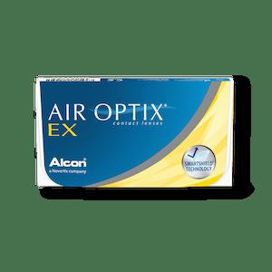 Air Optix EX månedslinser