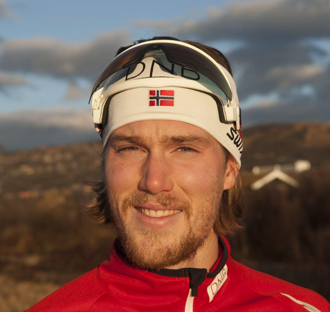 Skiskytter Erlend Ø. Bjøntegaard
