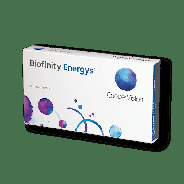 Biofinity Energys månedslinser