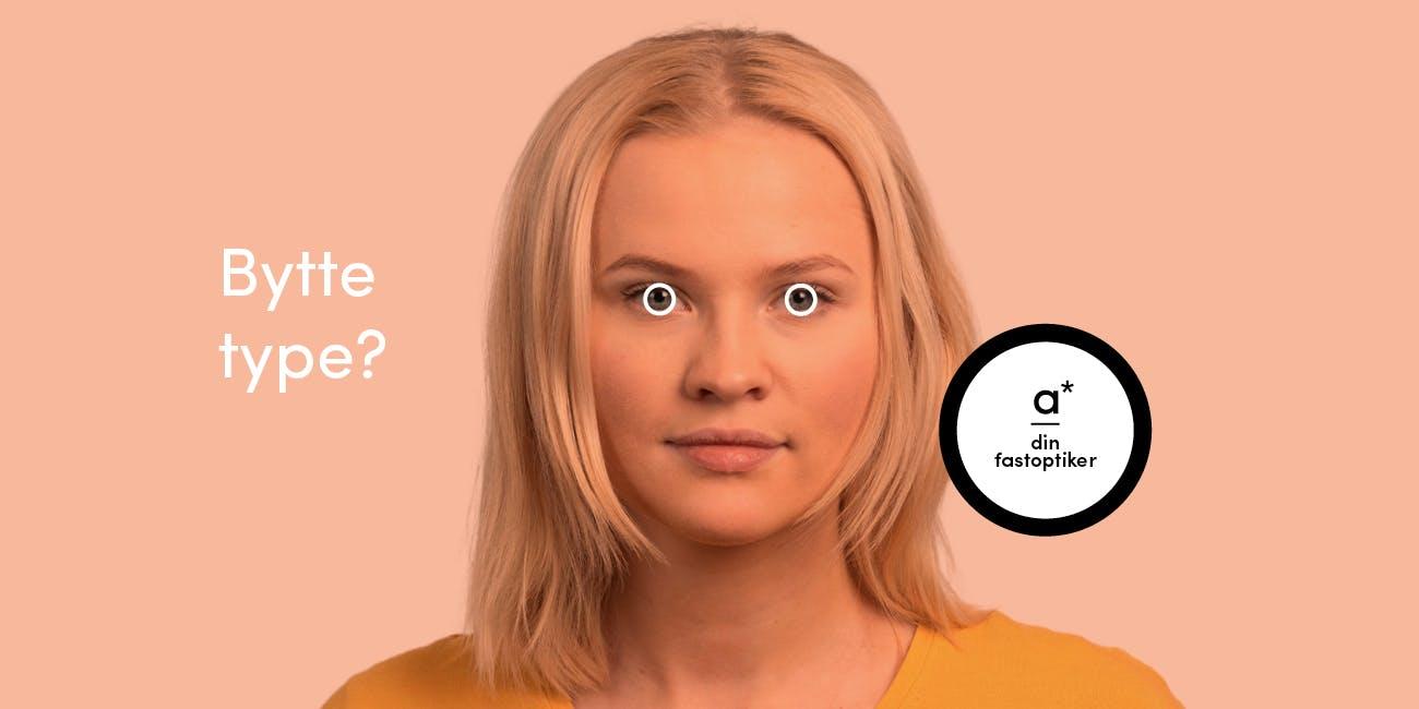Velg riktige kontaktlinser