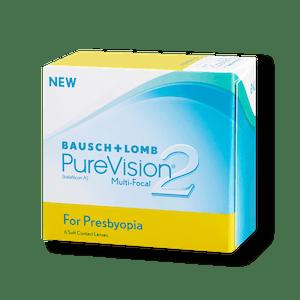 PureVision 2 Multifokal kontaktlinser