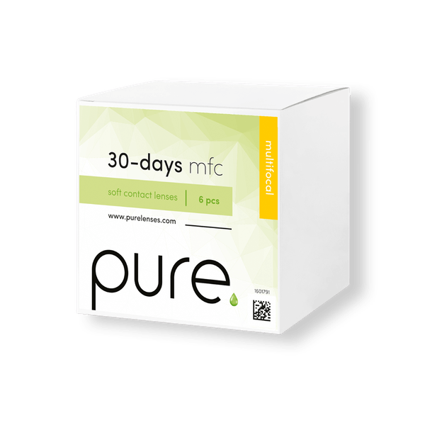 Pure 30-days multifocal
