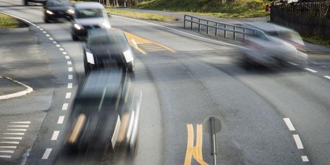 Synet er den viktigste av alle våre sanser når vi ferdes i trafikken