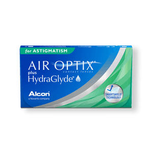 Air Optix plus HydraGlyde for astigmatisme