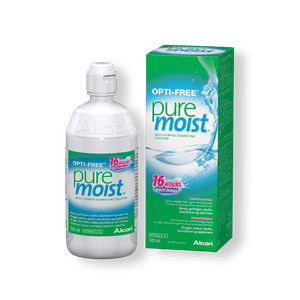 Opti-Free Pure Moist linsevæske 300 ml