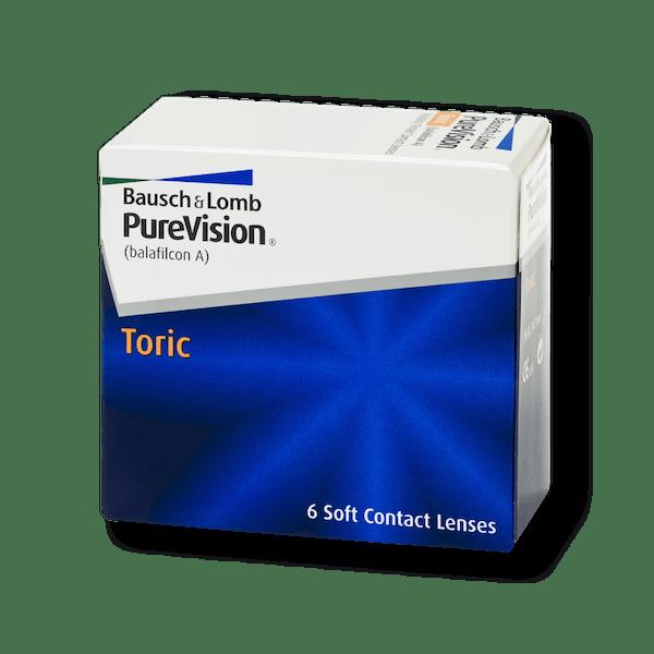 PureVision Toric kontaktlinser