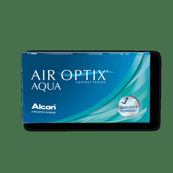 AirOptix Aqua månedslinser