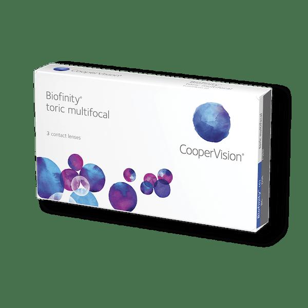 Biofinity torisk multifokale månedslinser
