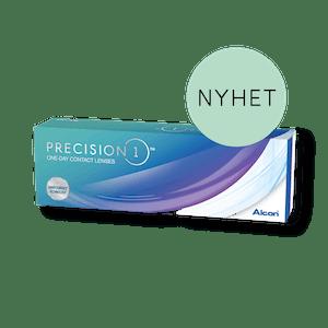 Precisions1 sfærisk daglinse - 30 pk - NYHET
