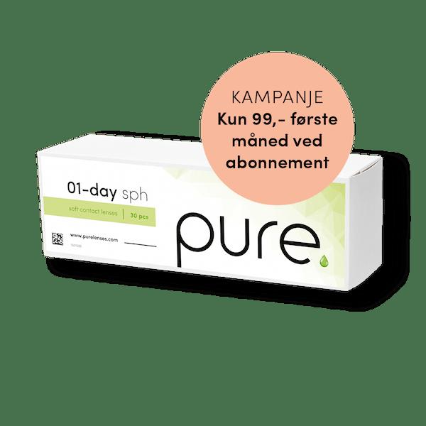 Pure 01-day daglinser-Tilbud
