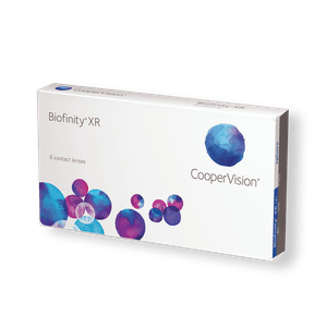 Biofinity XR månedslinser, 6 pk